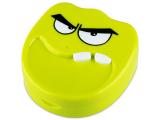 alensa.ua - Контактні лінзи - Кейс для лінз Smile - зелений
