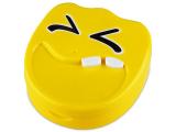 alensa.ua - Контактні лінзи - Кейс для лінз Smile - жовтий