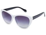 alensa.ua - Контактні лінзи - Сонцезахисні окуляри OutWear - White/Black