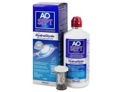 Розчин AO SEPT PLUS HydraGlyde 360ml