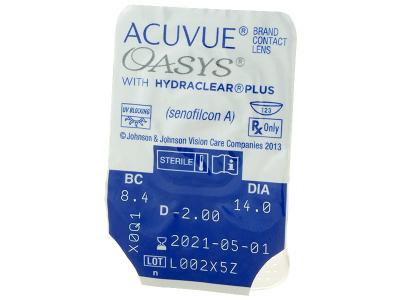 Acuvue Oasys (24шт.)