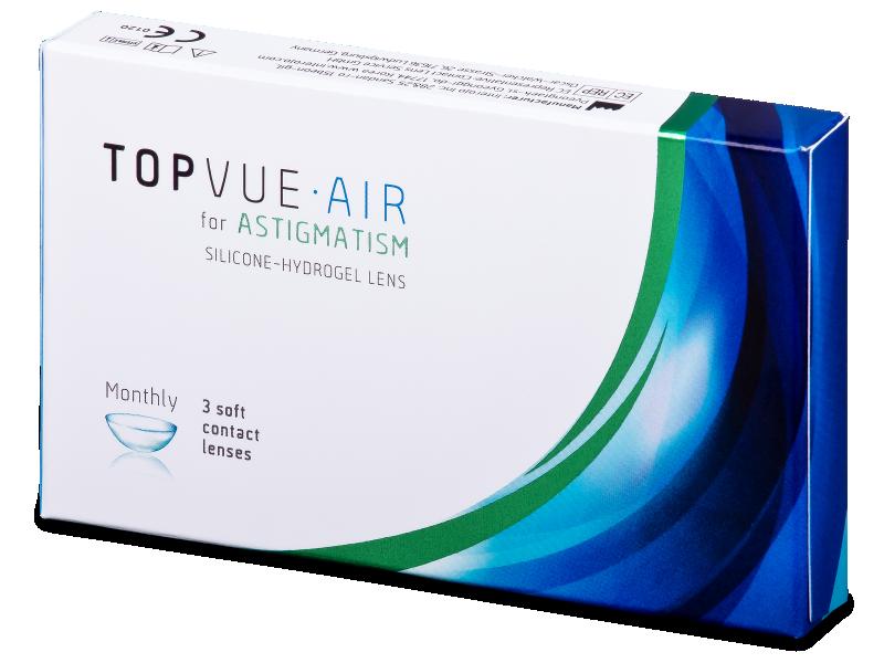 TopVue Air for Astigmatism (3лiнзи)