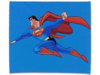 alensa.ua - Контактні лінзи - Серветка з мікрофібри для очищення окулярів - Супермен