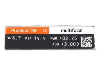 Proclear Multifocal XR (6 шт.)