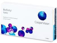 alensa.ua - Контактні лінзи - Biofinity Toric