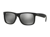 alensa.ua - Контактні лінзи - Сонцезахисні окуляри Ray-Ban Justin RB4165 - 622/6G
