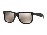 alensa.ua - Контактні лінзи - Сонцезахисні окуляри Ray-Ban Justin RB4165 - 622/5A