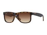 alensa.ua - Контактні лінзи - Сонцезахисні окуляри Ray-Ban Justin RB4165 - 710/13