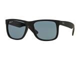 alensa.ua - Контактні лінзи - Сонцезахисні окуляри Ray-Ban Justin RB4165 - 622/2V POL