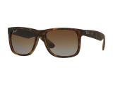 alensa.ua - Контактні лінзи - Сонцезахисні окуляри Ray-Ban Justin RB4165 - 865/T5 POL
