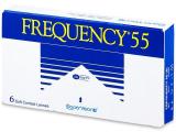 alensa.ua - Контактні лінзи - Frequency 55