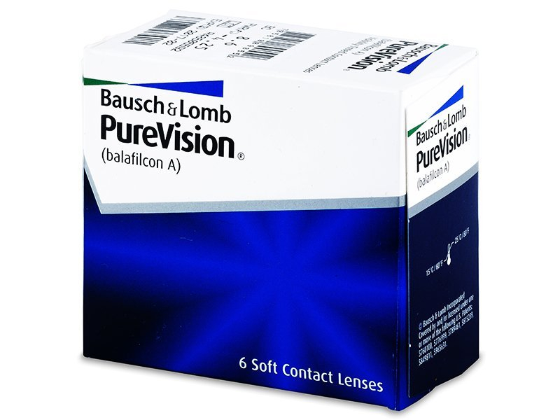 PureVision (6шт.)