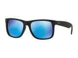 alensa.ua - Контактні лінзи - Сонцезахисні окуляри Ray-Ban Justin RB4165 - 622/55