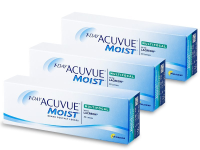 1 Day Acuvue Moist Multifocal (90 шт.)