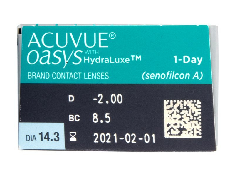 Acuvue Oasys 1-Day (30 шт.)