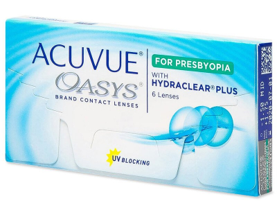 Acuvue Oasys for Presbyopia (6 шт.)