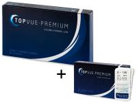 alensa.ua - Контактні лінзи - TopVue Premium (6 лінз)