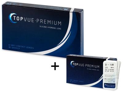 TopVue Premium (6 лінз) + 2 лінзи БЕЗКОШТОВНО