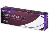 alensa.ua - Контактні лінзи - Dailies TOTAL1 Multifocal