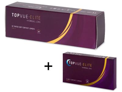 TopVue Elite (30 лінз) + 3 лінзи БЕЗКОШТОВНО