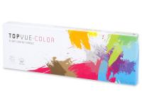TopVue Color Daily - недіоптричні (10 лінз)