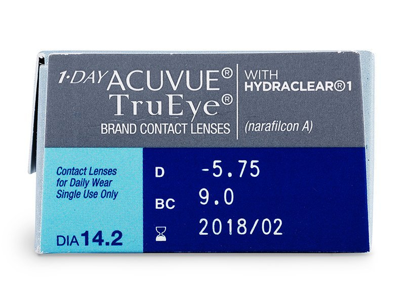 1 Day Acuvue TruEye (30шт.)