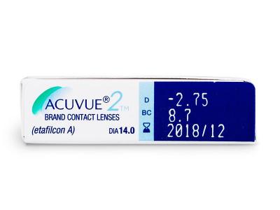 Acuvue 2 (6шт.)