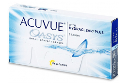 Acuvue Oasys (6шт.) - Johnson and Johnson