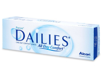alensa.ua - Контактні лінзи - Focus Dailies All Day Comfort