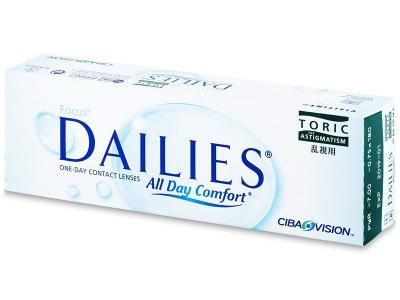Focus Dailies Toric (30шт.)