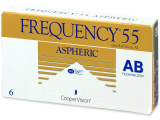 alensa.ua - Контактні лінзи - Frequency 55 Aspheric