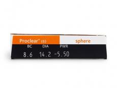 Proclear Sphere (6шт.)