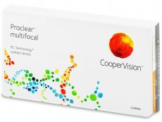 Proclear Multifocal (3шт.)