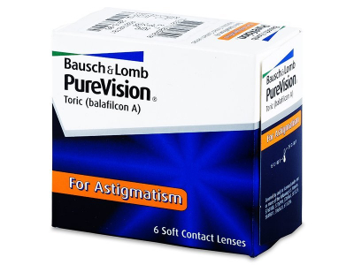 PureVision Toric (6шт.)