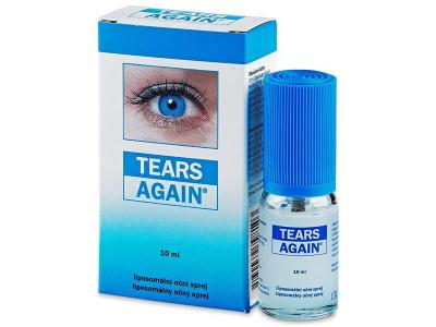 Очний спрей Tears Again 10 ml