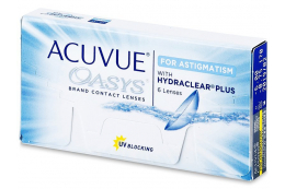 Acuvue Oasys for Astigmatism (6шт.) - Johnson and Johnson