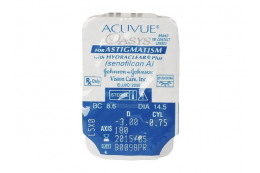 Acuvue Oasys for Astigmatism (6шт.)