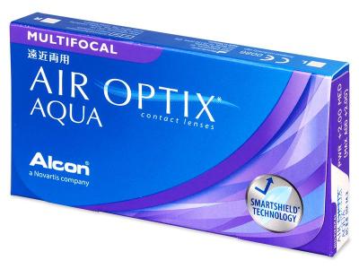 Air Optix Aqua Multifocal (6шт.)