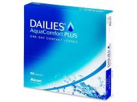 alensa.ua - Контактні лінзи - Dailies AquaComfort Plus