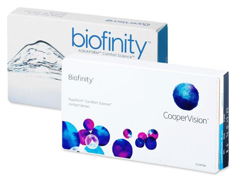 Biofinity (6 шт.) ціна 1 049 грн.  fce7e8c2fdeae