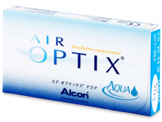 Air Optix Aqua (6 шт.)