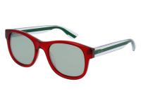 Дешеві та стильні сонцезахисні окуляри з УФ-захистом - Gucci  318769613b3b6