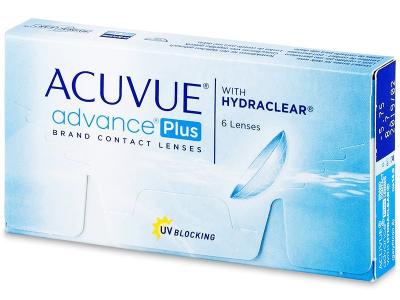 Acuvue Advance PLUS (6шт.)