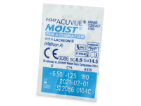 1 Day Acuvue Moist for Astigmatism (30шт.)
